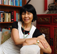 Gabrielle Wang Author