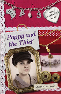 Poppy and the Thief - Available July
