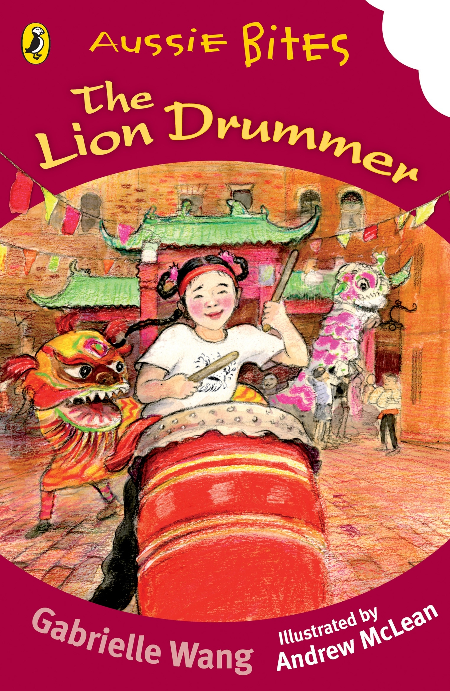 The Lion Drummer
