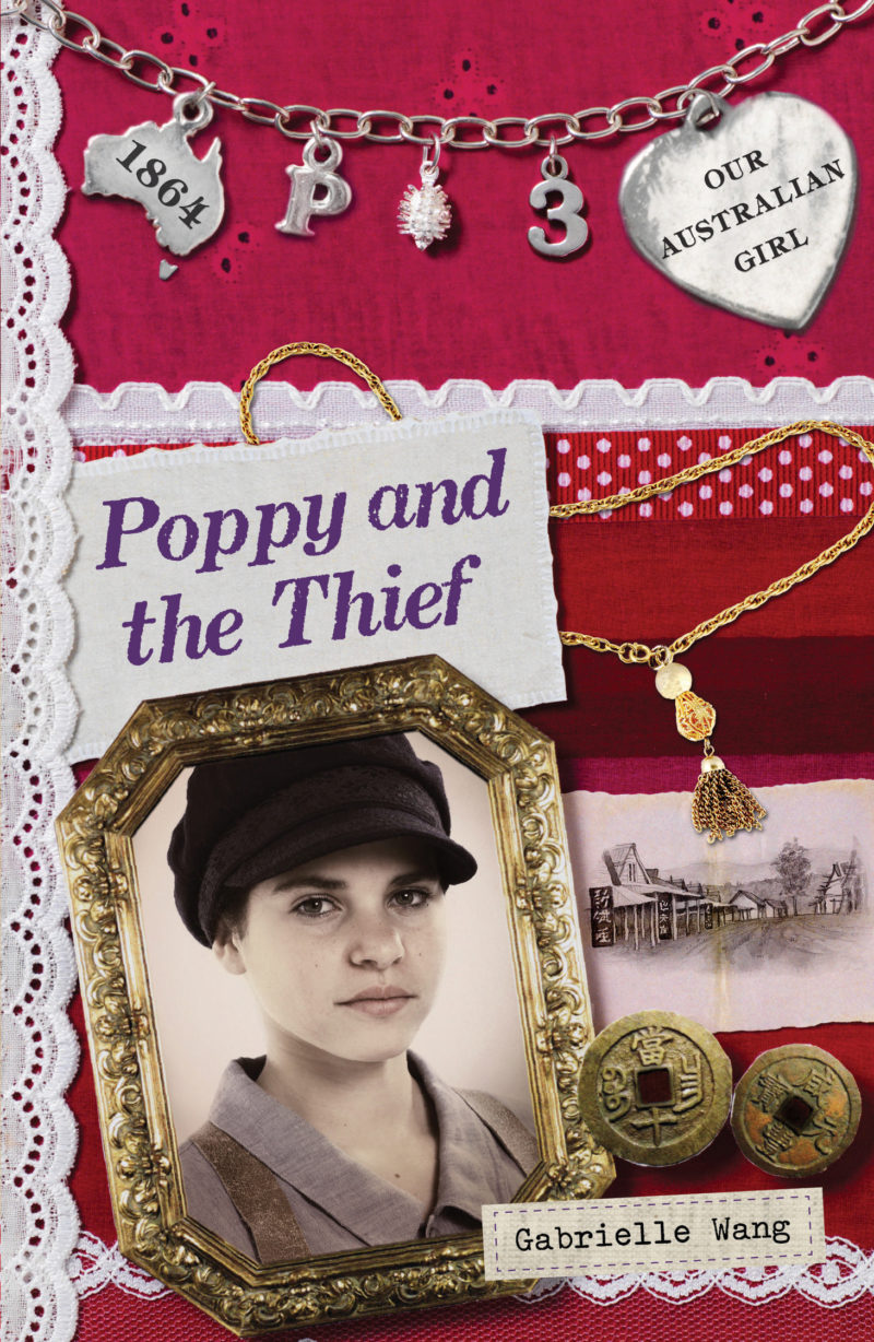 Poppy and the Thief